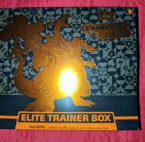 Pokemon Champions Path Elite Trainer Box for Sale in Los Angeles, CA