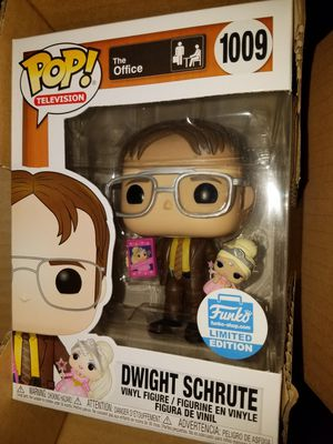Funko pop Dwight schrute princess unicorn the office for Sale in Ontario, CA