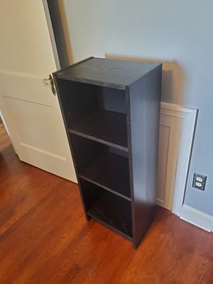 Ikea BILLY bookcase/bookshelf black-brown for Sale in Washington, DC