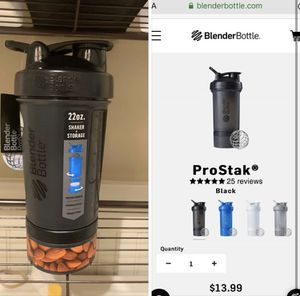 Blender bottle pro stak - new for Sale in Bellevue, WA