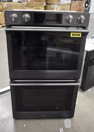 """Samsung Chef Collection 30"""" Electric Double Oven for Sale in Palo Alto, CA"""