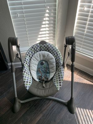 Baby swing for Sale in Houston, TX