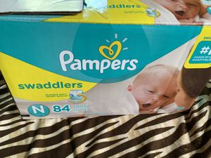 Pampers for Sale in Haines City, FL