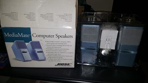 Media Mate Computer speakers new open box for Sale in City of Industry, CA