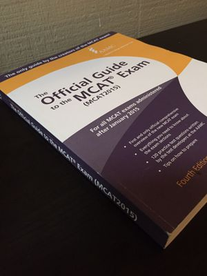 The Official Guide to the MCAT for Sale in San Francisco, CA