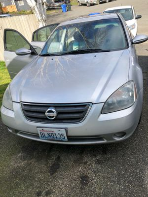 2002 Nissan Altima 3.5 for Sale in Lakewood, WA