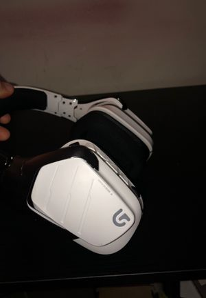 Logitech G933 Pro Artimis Wireless Gaming Headset. for Sale in Baltimore, MD