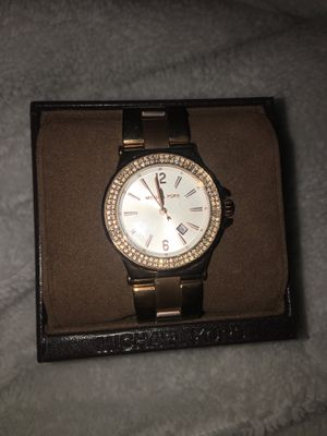 Rose gold Michael Kors watch for Sale in Huntington Beach, CA