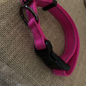 Pink Medium Dog Collar for Sale in Riverside, CA
