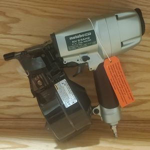 Brand new never used Metabo HPT (was Hitachi Power Tools)2.5-in 15-Degree Pneumatic Siding Nailer $$ 240 firm for Sale in Bakersfield, CA