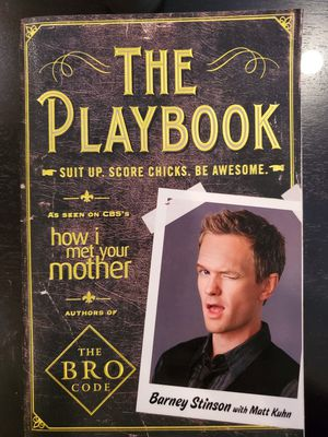 The Playbook for Sale in Artesia, CA