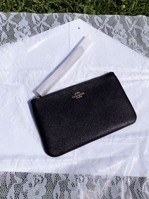 Black Coach Wristlet for Sale in Houston, TX