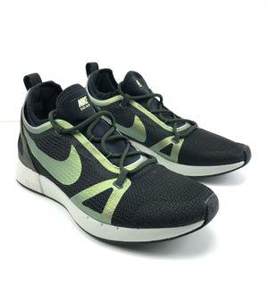 Nike Duel Racer Shoes Men Size 9 MSRP $140.00 Black Olive White 918228 012. for Sale in Winter Haven, FL