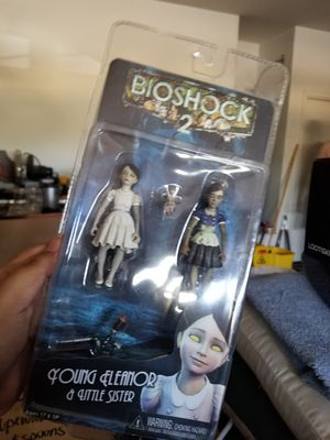 Bioshock young eleanor collectable action figure for Sale in Phoenix, AZ