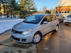 2012 Nissan Versa One Owner 67k miles for Sale in Springfield, VA
