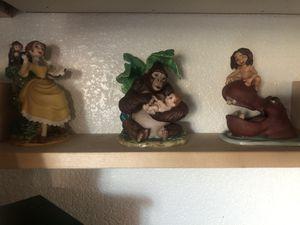 Disney Tarzan figurines for Sale in Manteca, CA