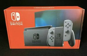 Nintendo Switch 32GB V2 (Gray Joy-Cons) for Sale in Rosemead, CA