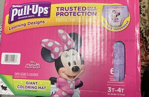 Huggies pull ups for Sale in North Lauderdale, FL