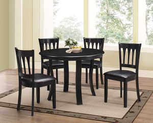 NEW IN THE BOX. 5PC DINING ROOM SET, SKU# TC7815-7715D for Sale in Westminster, CA