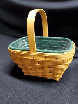 Longaberger Tea Basket Set for Sale in Tacoma, WA