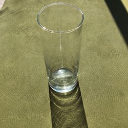 Tall Cylindrical Glass Vase for Sale in Washington,  DC