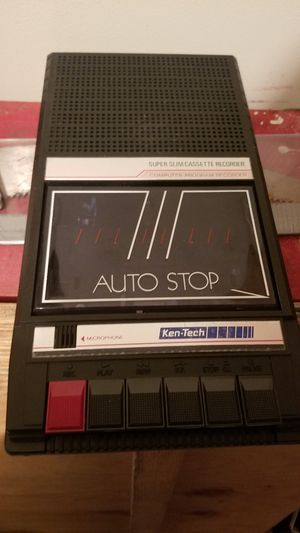 Cassette recorder for Sale in Chicago, IL