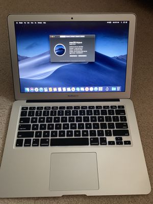 """MacBook Air 13"""" i5/4/128gb with Microsoft office 2016 for Sale in Syracuse, NY"""