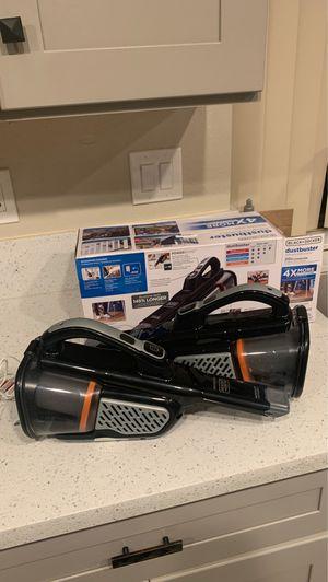 Cordless hand vacuum black + decker for Sale in Cerritos, CA