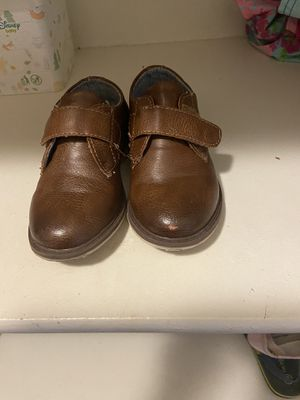 Boys dress shoes size 7 for Sale in Young, AZ