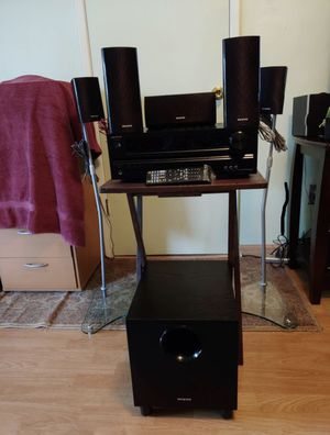 Home theatre surround system for Sale in San Leandro, CA