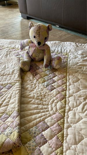 Quilt set double bed for Sale in Bend, OR
