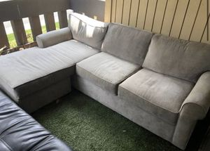 2 COUCHES - HAVE BEEN UNDER COVERING OUTDOOR for Sale in Los Angeles, CA