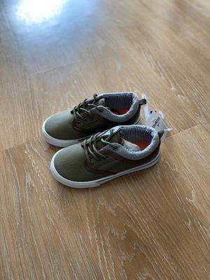 OshKosh- Kids Casual Sneaker - Size 13 - Green/Brown for Sale in Washington, DC