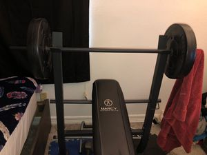 Weight set for Sale in Houston, TX