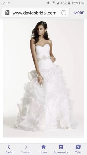 Wedding Dress for Sale in Weirton, WV