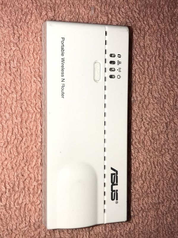 ASUS WL-330N Mobile Router Portable