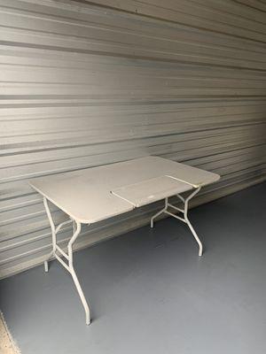 Folding Desk/table for Sale in Spring Hill, FL