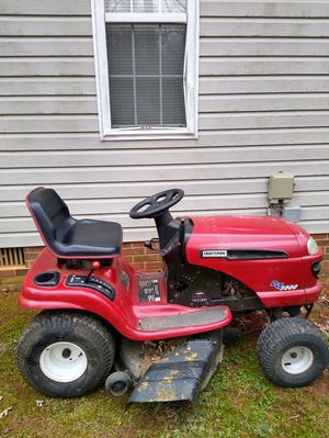42 in Craftsman riding mower 300 firm for Sale in Greensboro, NC