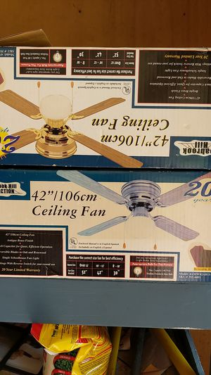 Ceiling fan for Sale in Marquette, MI