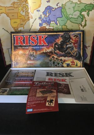 Vintage 1993 Risk Board Game #00044 for Sale in Akron, OH