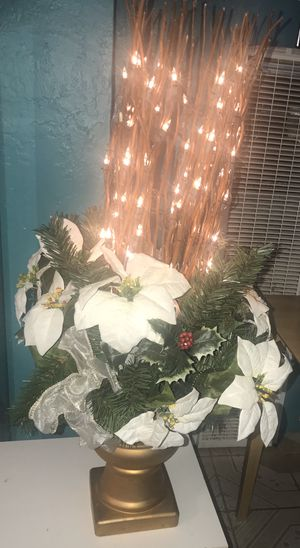 Plant Decoration With Lights for Sale in Stockton, CA
