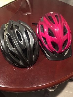 Two bike helmets for Sale in Irvine, CA