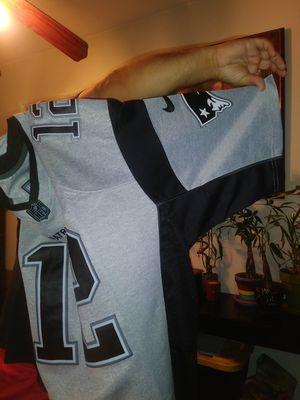 Patriots jersey #12 Brady for Sale in Montebello, CA