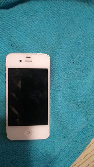 I fhone 4 s. Phone is brand new..... AT&T for Sale in Las Vegas, NV