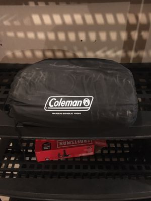 Coleman Queen Single High Air Mattress for Sale in Plymouth, MN