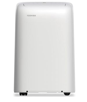 Toshiba 10,000 BTU Portable AC with dehumidifier and remote control for Sale in Seattle, WA