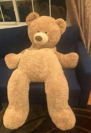 4 feet tall teddy bear for Sale in Springfield, VA
