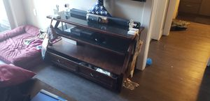 Entertainment center with tv mount for Sale in Morrison, CO