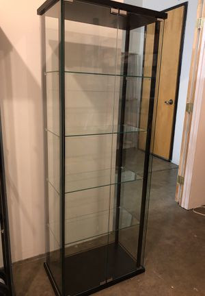 Glass Showcase Shelves for Sale in Portland, OR