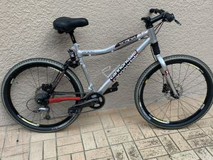 Large Cannondale Scalpel 2000 XC Race Full Suspension MTB Bike Bicycle for Sale in Tampa, FL